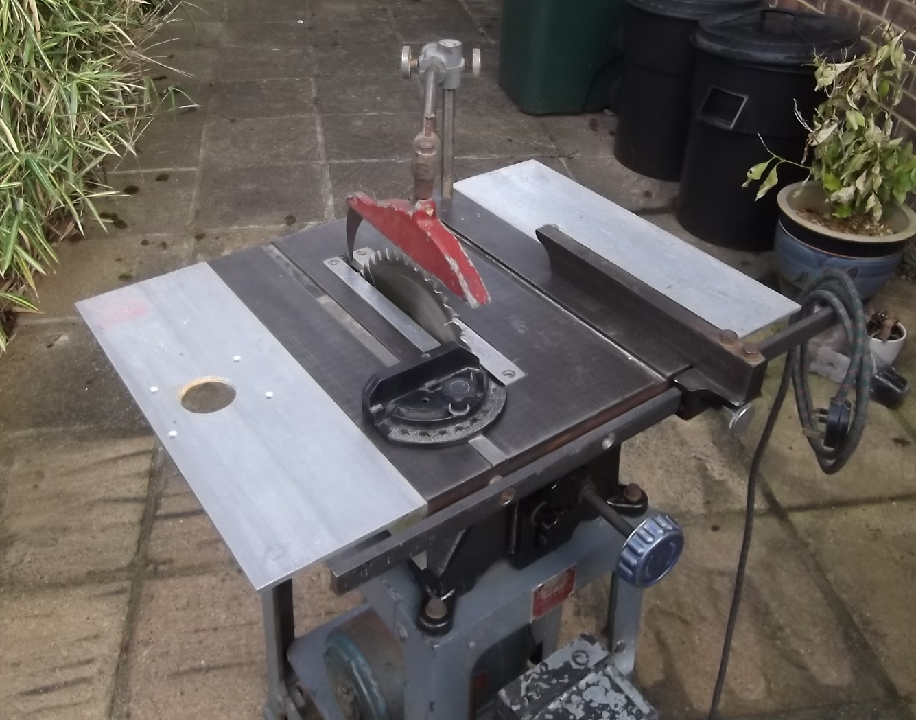 Cast iron table saw 10 tyzack zyto ebay for 10 cast iron table saw